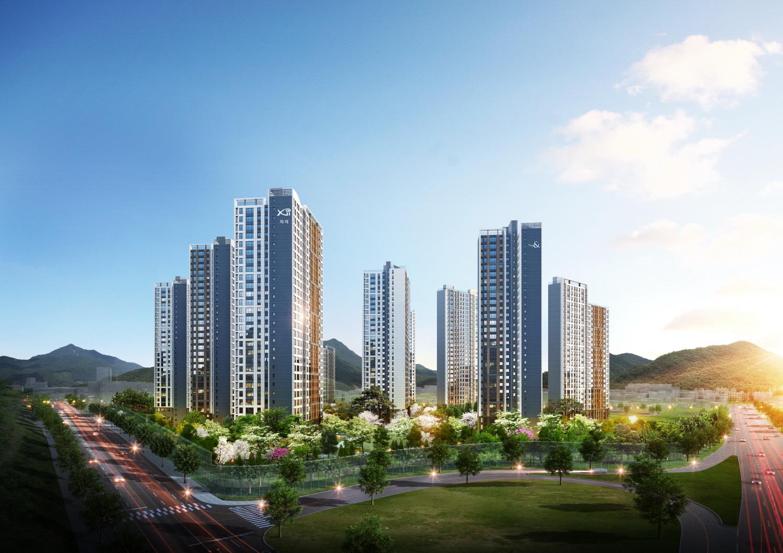 경기 광주역세권 도시개발구역 A1블록