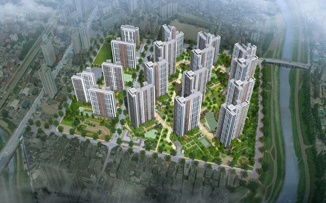 의정부역 센트럴자이&위브캐슬 23일(금) 견본주택 오픈